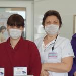 Echipamente medicale către Secția ATI și Maternitatea Mediaș de la FORTZA RO